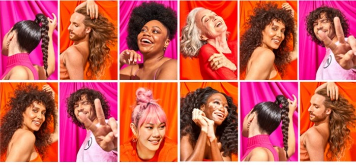 amika Celebrates Inclusivity, Diversity and Friendship with All Hair Is Welcome Campaign