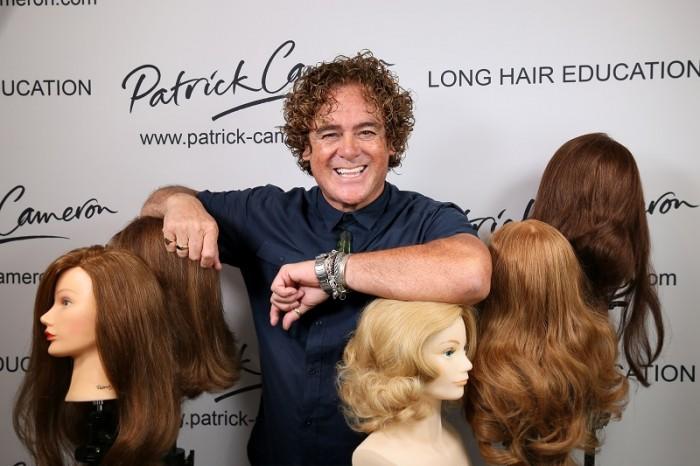 Patrick Cameron New Bridal + Event Hair Masterclass