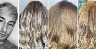 Blonde consultations - www.salonbusiness.co.uk