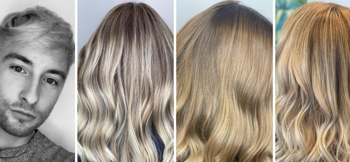 Matrix: Consultation tips for blonde clients
